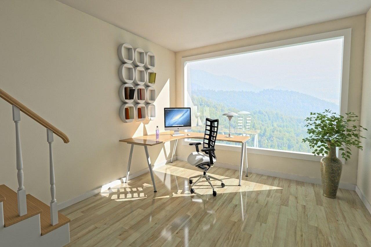 Naturalne światło dzięki oknom