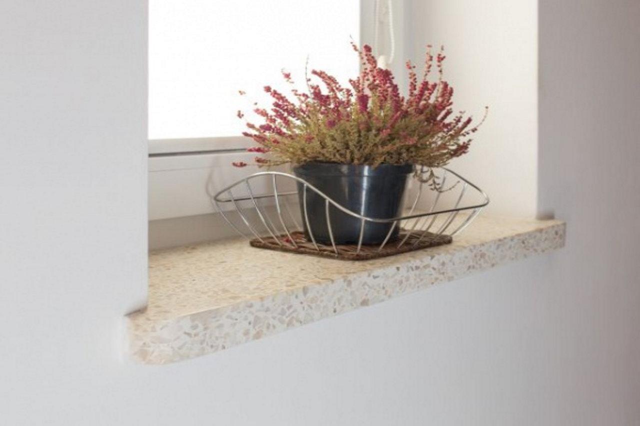 Parapet z betonu